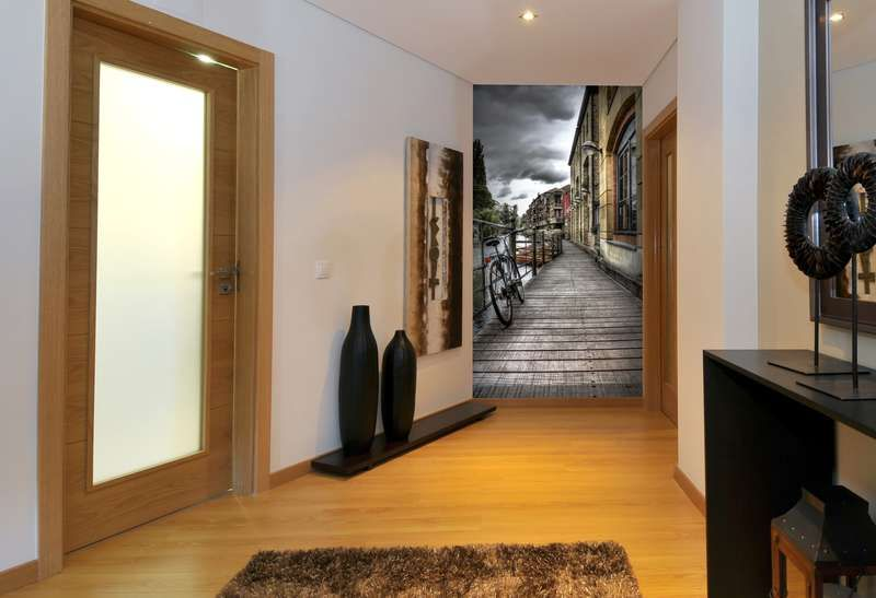 5 Murals That Will Make Any Room Look Bigger Wallsauce Uk Mural Small Wall Wall Murals