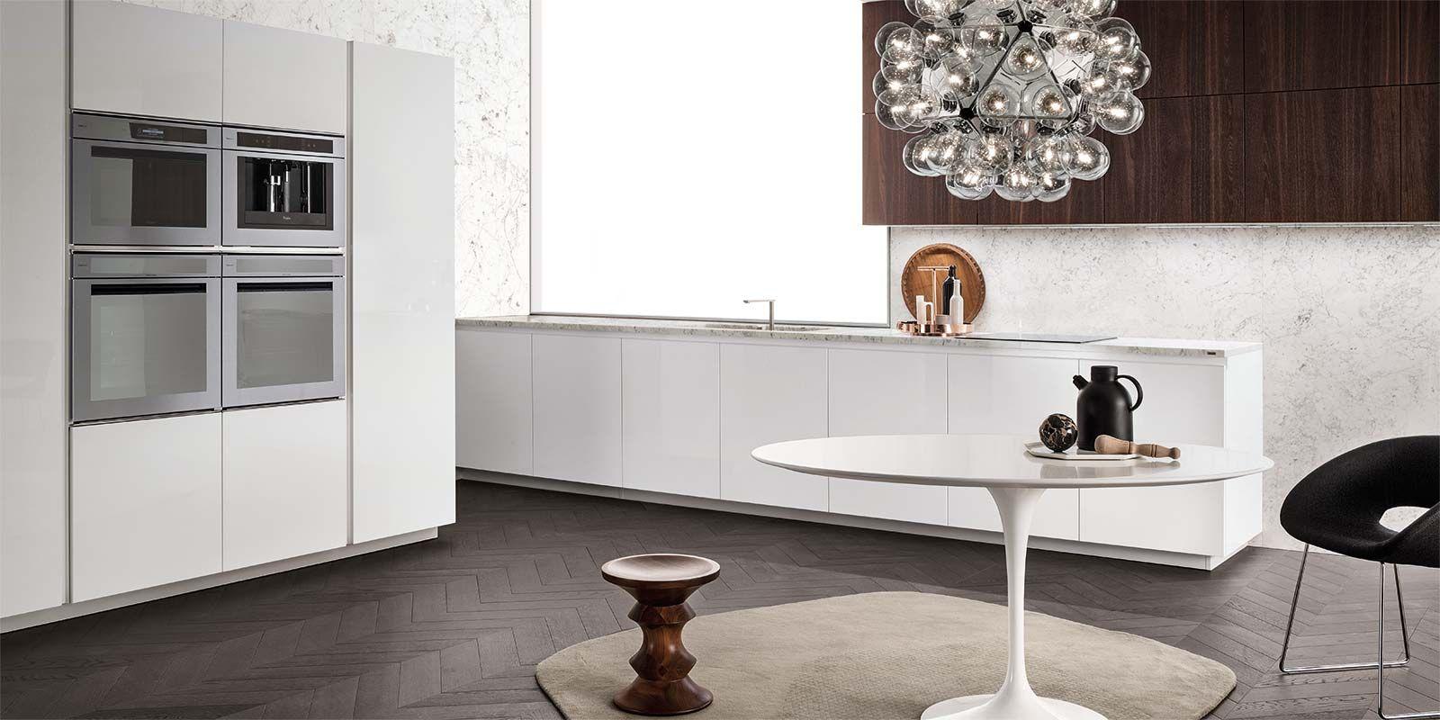 Italian Modern Design Kitchens - One by Ernestomeda ...