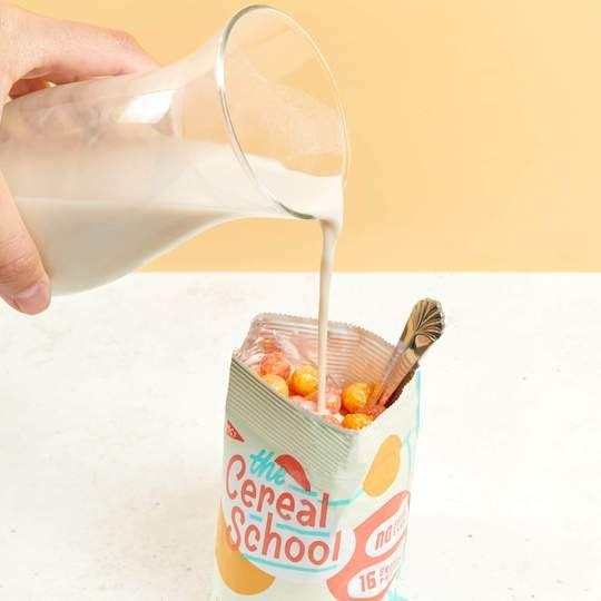 Lactose Free Milk, Keto Cereal, Low