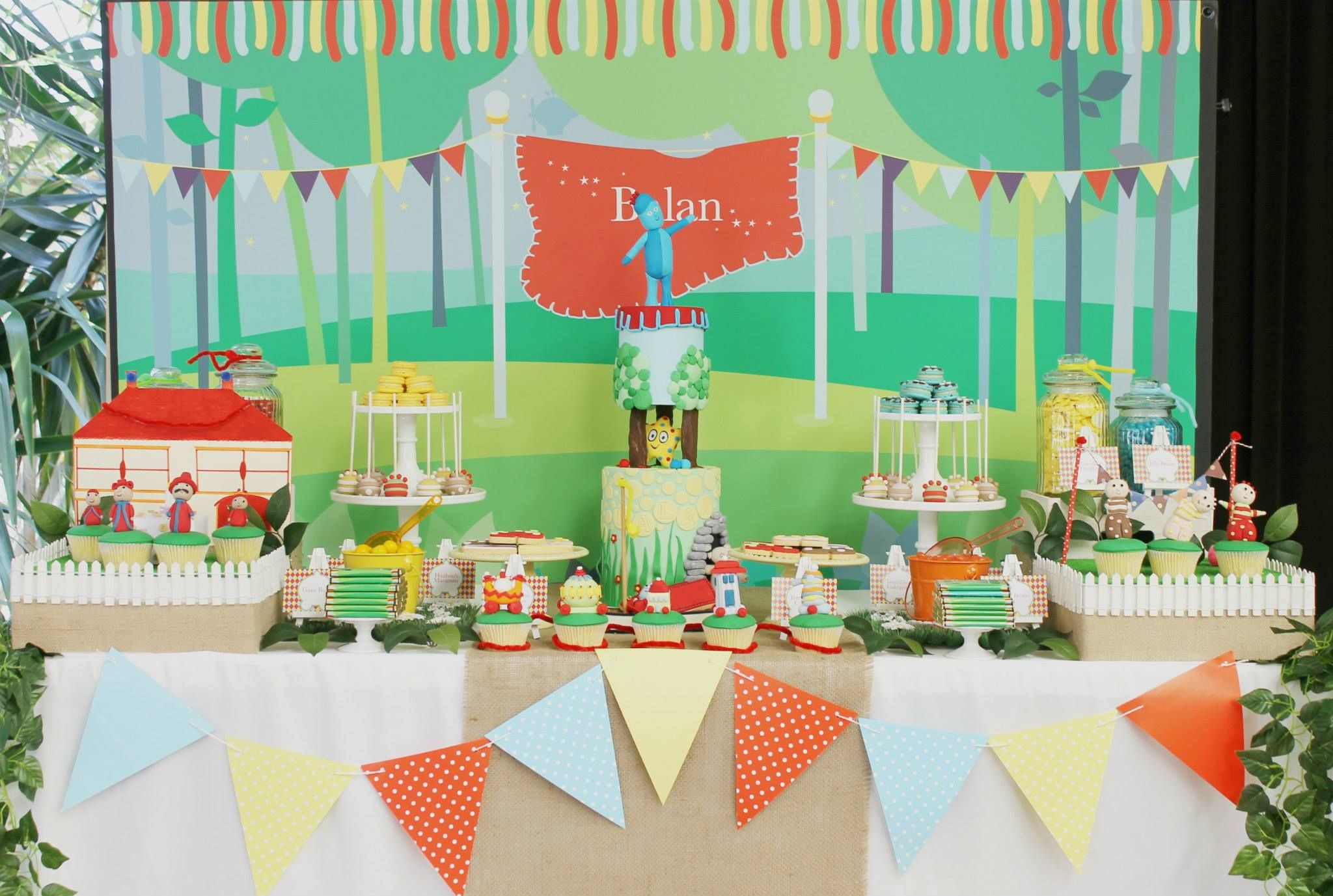 in the night garden party - Google Search | M Birthday Ideas ...