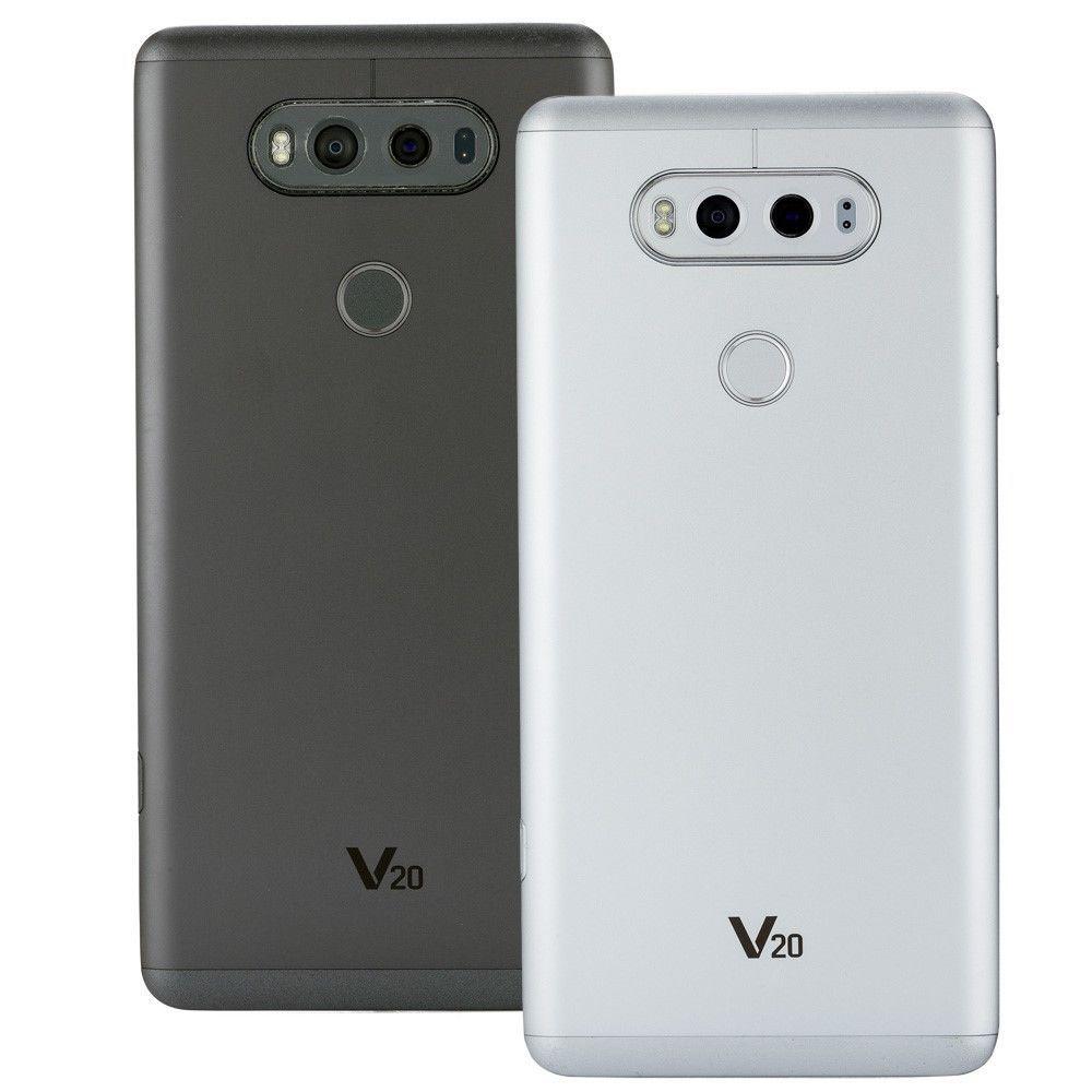 LG V20 Smartphone (Choose AT&T TMobile Verizon GSM