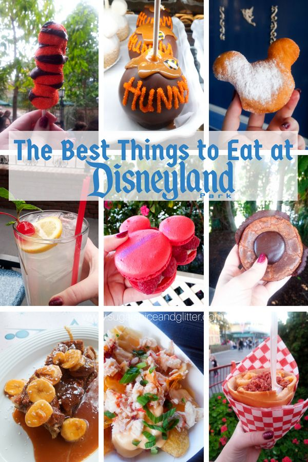 Best Eats at Disneyland ⋆ Sugar, Spice and Glitter #disneylandfood