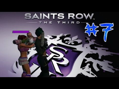 Saints Row: The Third #7 - Spara Polipetti & Freddure