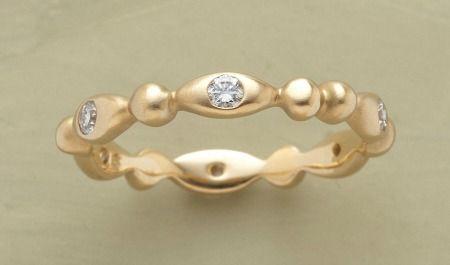 Diamond seed ring from Sundance