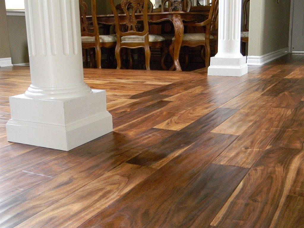 Acacia floors is not inexpensive the price really for Hardwood flooring deals