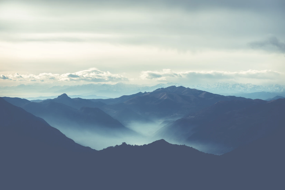 Black Rocky Mountain Under White Cloudy Sky Photo Free Mountain Image On Unsplash In 2020 Mountain Landscape Photography Mountain Images Mountain Photos