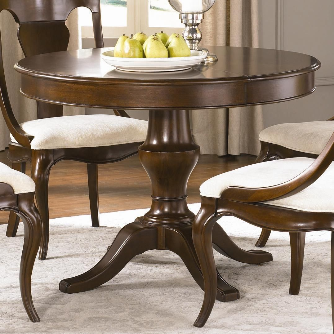 Cherry Grove Pedestal Table By American Drew, $770. On Sale In Oct. 42
