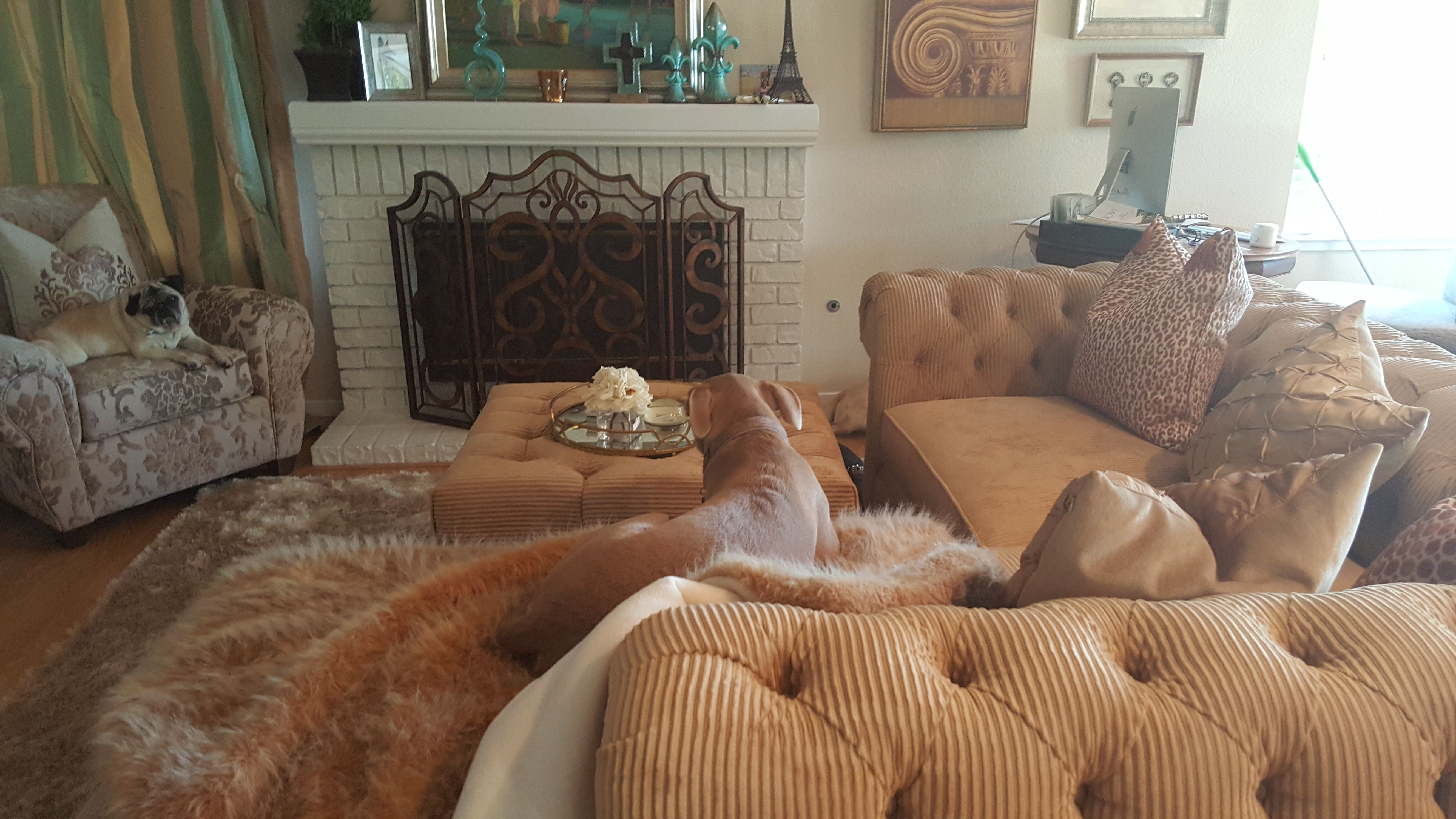 Chesterfield Kenzie Sectional Any Size