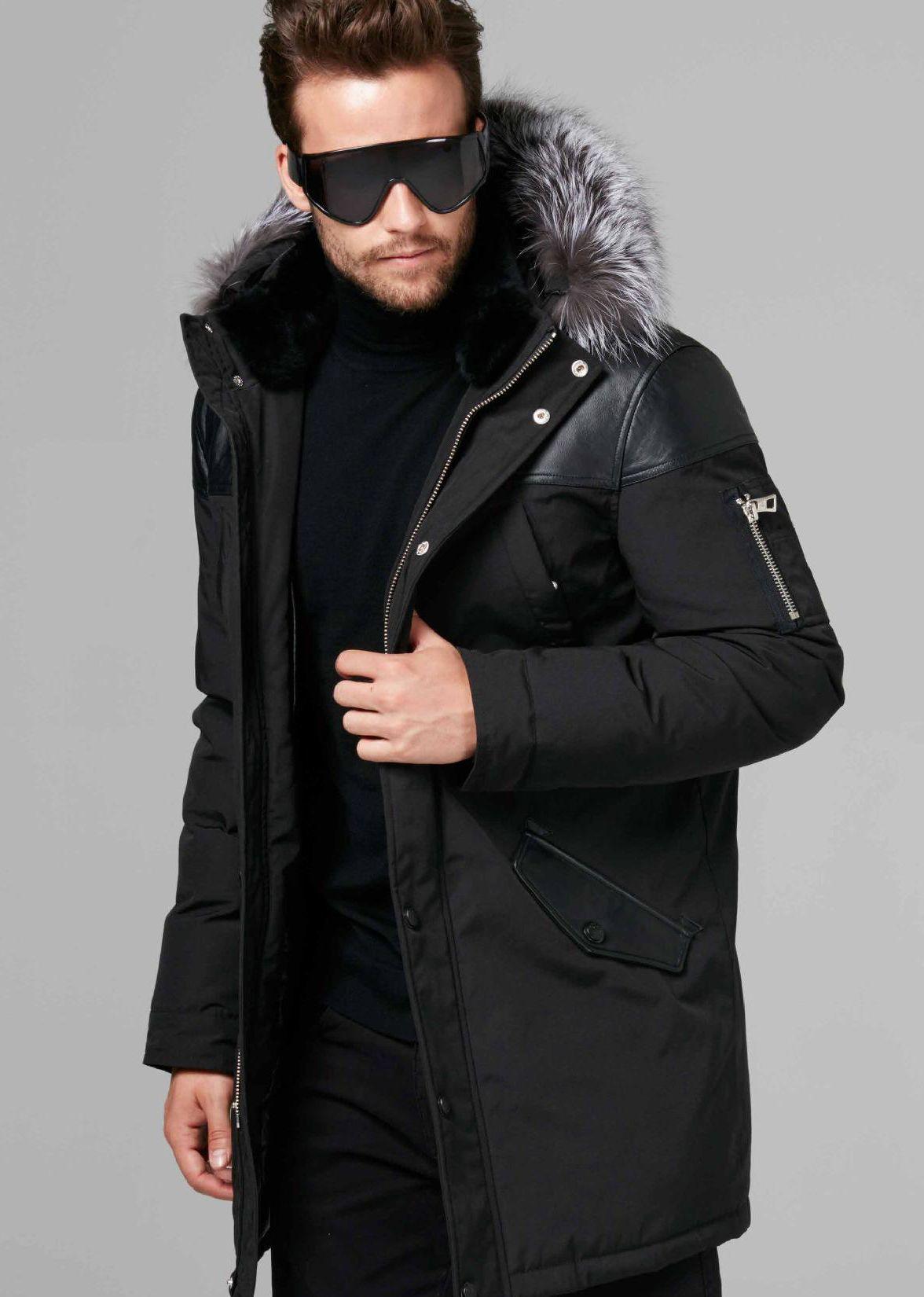Nicole Benisti Winter Coat 2015 Mens Winter Fashion Mens Parka Mens Coats [ 1650 x 1176 Pixel ]