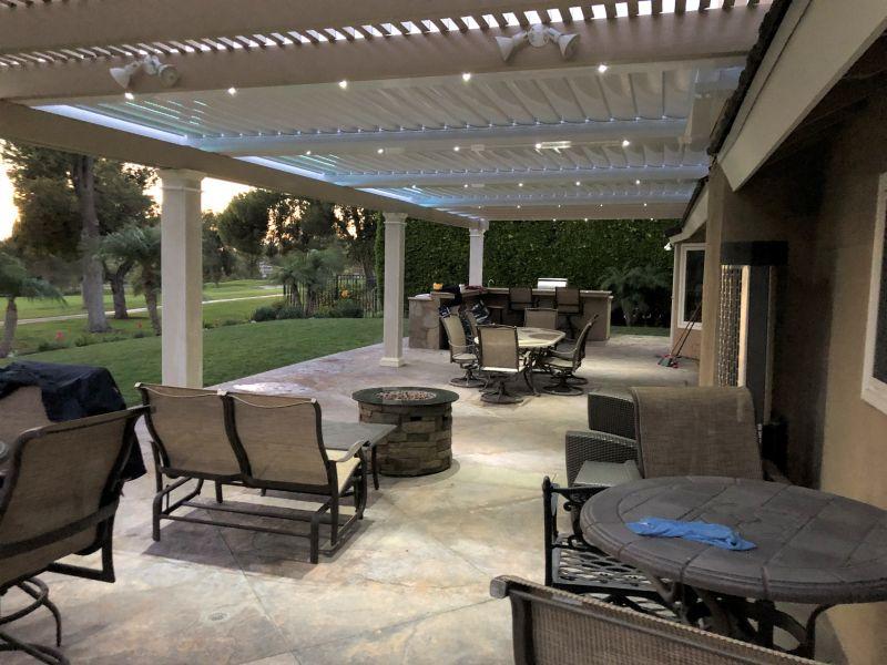 Equinox Louvered Roof System Patio Covers Pergola ideas