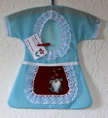 Klammerkleidchen, Klammerbeutel, Klammerkleid, clothes peg bag