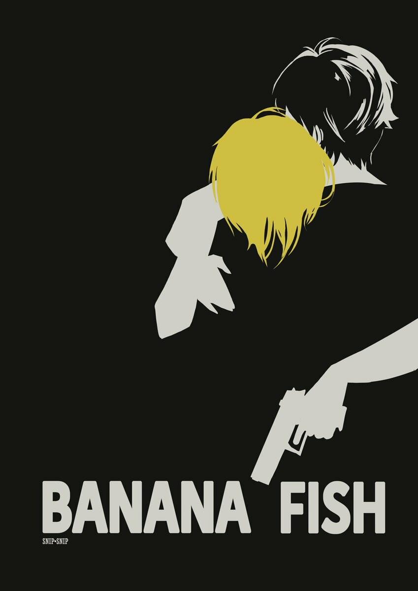 Banana Fish II, SNIP● SNIP