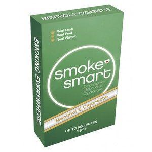 E-sigaretter Menthol med 18 mg nikotin