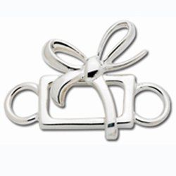 Currents Gifts and Jewelry - Convertible Sterling Silver Present Clasp, $59.00 (http://www.currentsgifts.com/convertible-sterling-silver-present-clasp/)