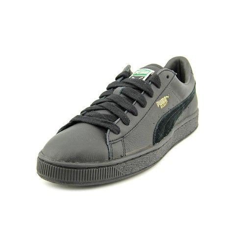 1a031870e890 Puma Basket Classic Men US 10.5 Black Sneakers