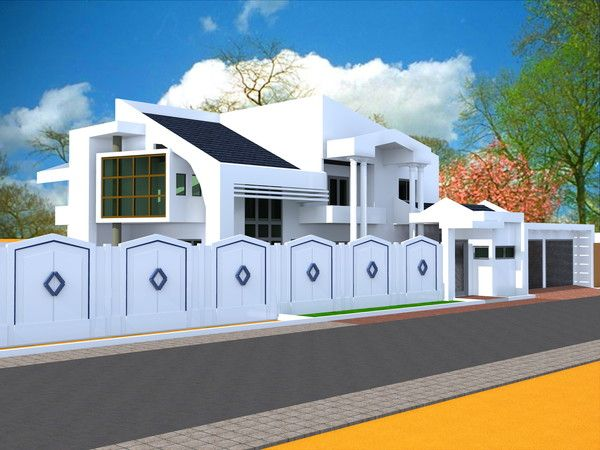 Projet De Construction D Une Villa A Yaounde Au Cameroun