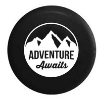 Pin By Kim Wilson Tarka On Camping Jeep Spare Tire Covers Spare Tire Covers Jeep Wrangler Camper