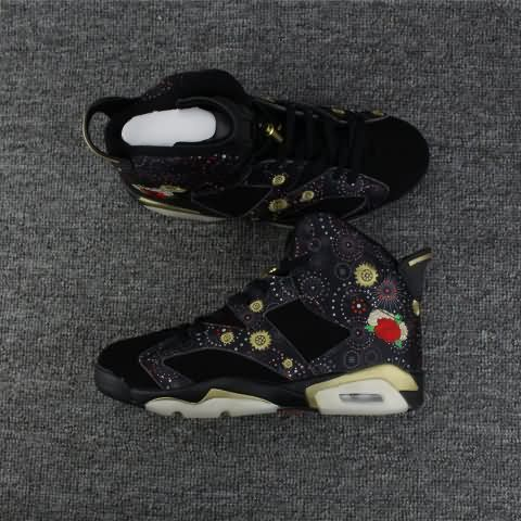 cd0d42989fd1 Cheap AIR JORDAN 6 Chinese New Year AJ6 2018 Mens shoes Only Price  63 To  Worldwide and Free Shipping