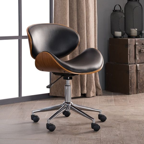 Madonna Mid Century Adjustable Office Chair by Corvus | Overstock.com Shopping - The Best Deals on Office Chairs