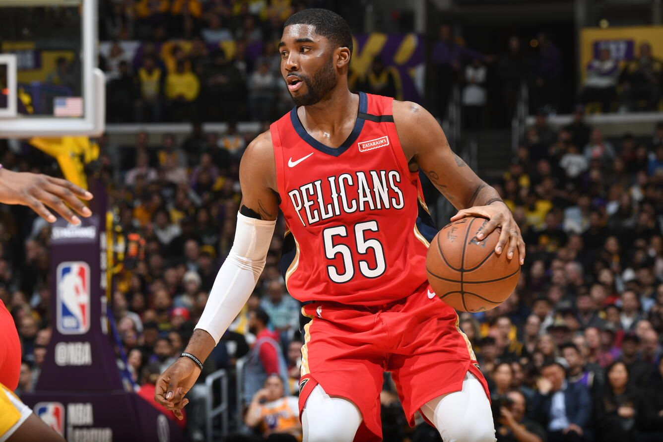 Pelicans at Lakers Game Action Photos in 2020 Lakers