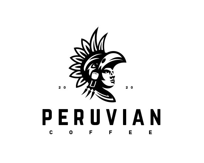 Logopond Logo Brand Identity Inspiration Peruvian Coffee Logo Inspiration Coffee Logo