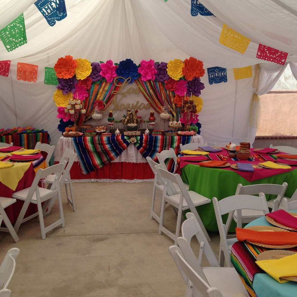 Pin On Mexican Parties Decoration