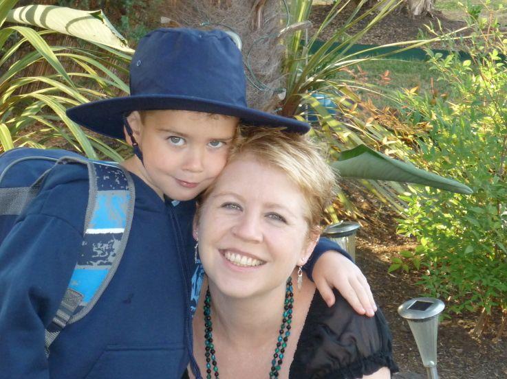 2012 AusMumpreneur Awards People's Choice nominee - Alana Jones - Sparkling Dragon Designs