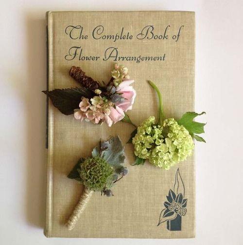 The complete book of flower arrangement