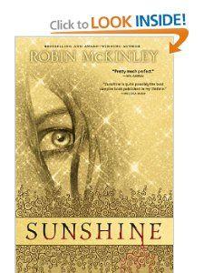 Amazon.com: Sunshine (9780142411100): Robin McKinley: Books
