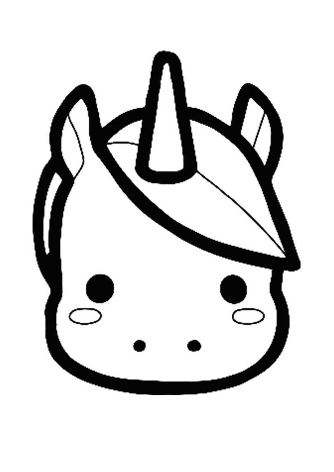 Unicorn Emoji Coloring Pages Emoji Coloring Pages Unicorn Emoji Coloring Pages