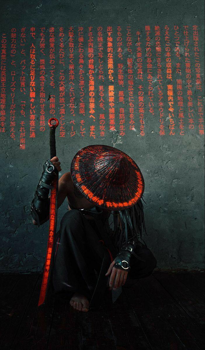 🔥🔥🔥 #Samurai warrior HD wallpaper. #Fan Art. #Awesome Wallpapers for Iphone.