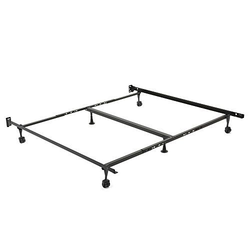 Restmore Tk45r Universal Bed Frame With Fixed Headboard