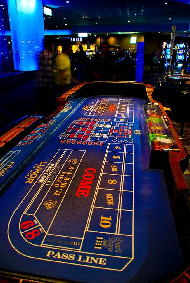 las vegas casino with best odds