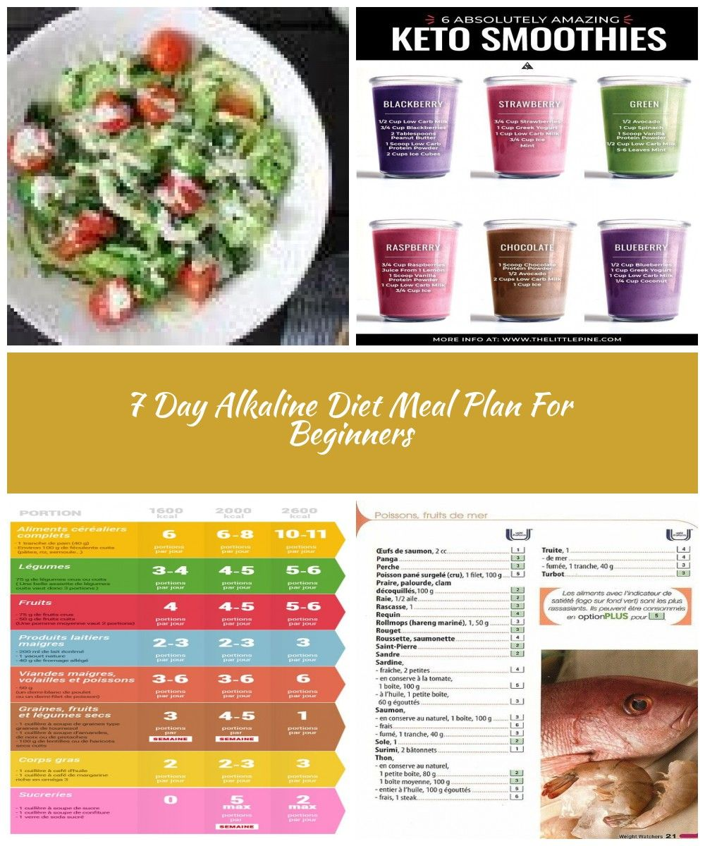 7 Day Alkaline Diet Plan For Beginners Alkalinedietmealplan Protein Diet Plan 7 Day Alkaline Diet Meal Pl Protein Diet Plan Alkaline Diet Plan Diet Meal Plans