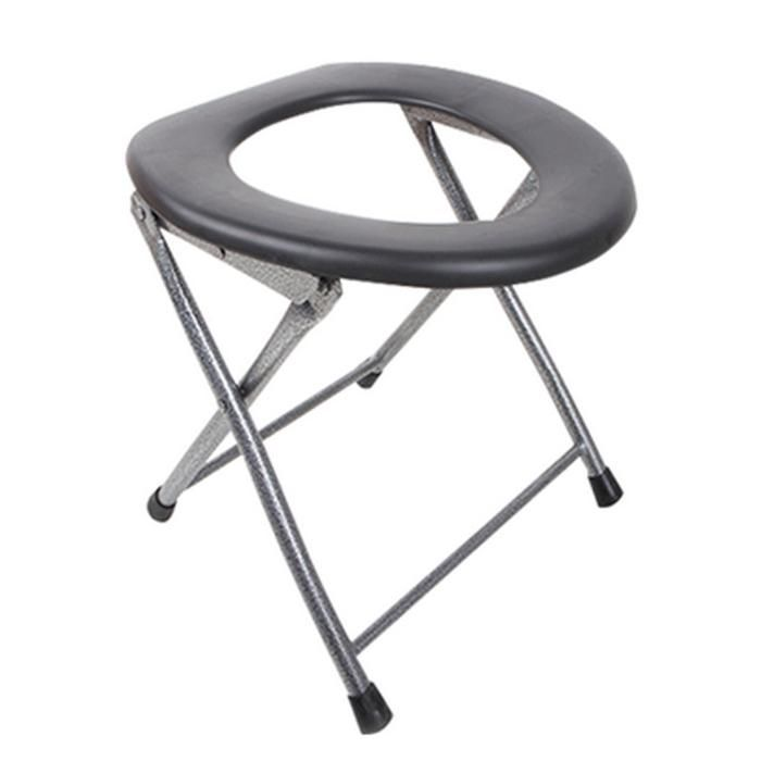 Pleasant Ipree Portable Folding Toilet Stool Old Pregnant Women Sit Squirreltailoven Fun Painted Chair Ideas Images Squirreltailovenorg