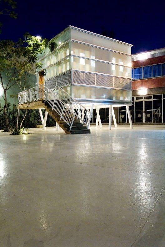 Cortesía de Solis Colomer arquitectos..Centro Comunitario Chalco