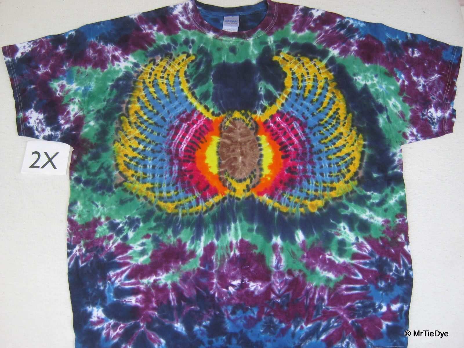 how to keep tie dye bright
