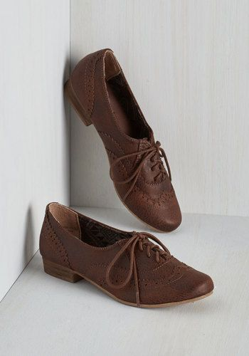 Retro Flat Shoes - 1930s, 1940s, 1950s, 1960s Styl