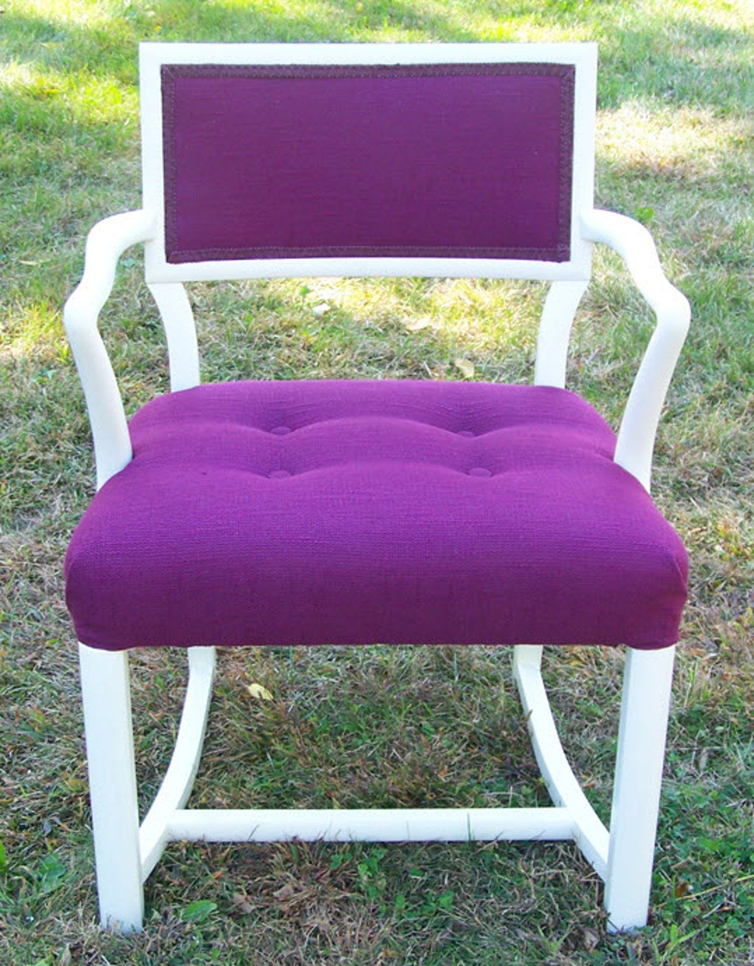 How to upholster an open arm side chair side chairs