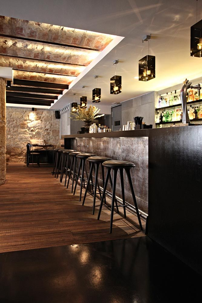 Actuaci n dise o y decoraci n restaurante dise o de iluminaci n y mobiliario coordinaci n y - Restaurantes de diseno ...