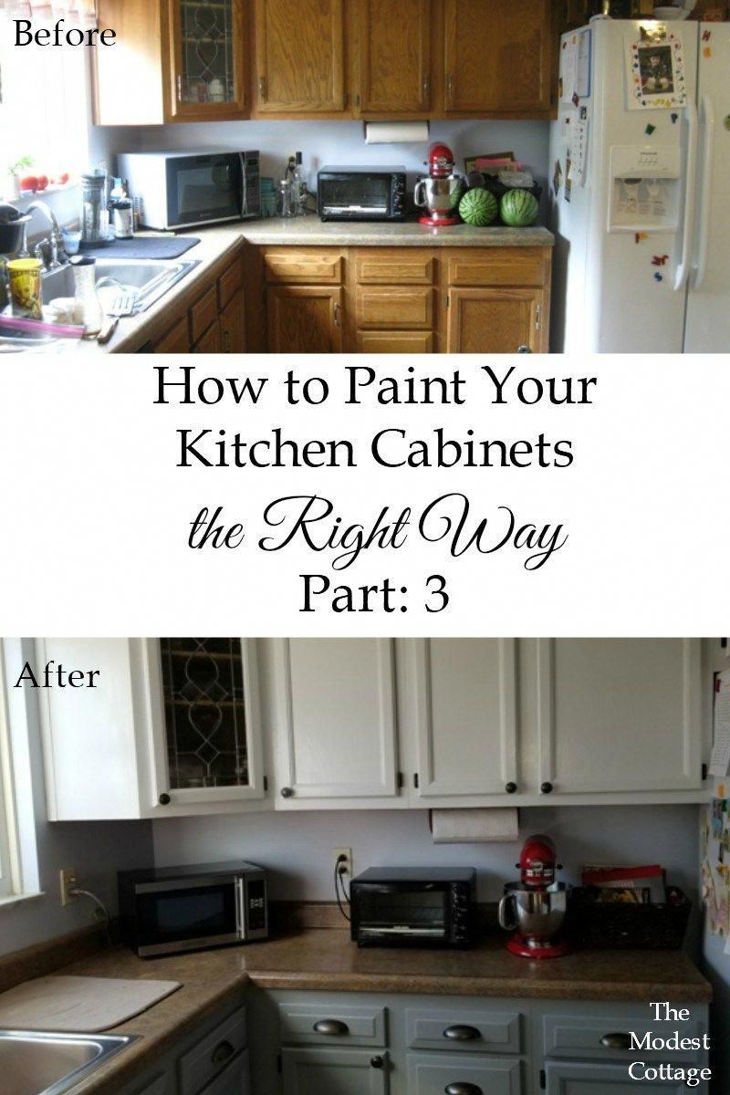 Paint Kitchen Cabinets Homedecoronabudgetbedroom Budget Kitchen Remodel Kitchen Remodel Kitchen Cabinets