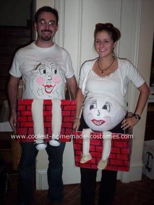 top 20 diy pregnancy and maternity halloween costumes - Pregnant Halloween Couples Costumes