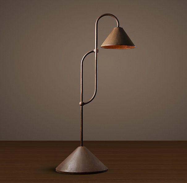 Belgian Farmhouse Floor Lamp | Classic | Restoration Hardware