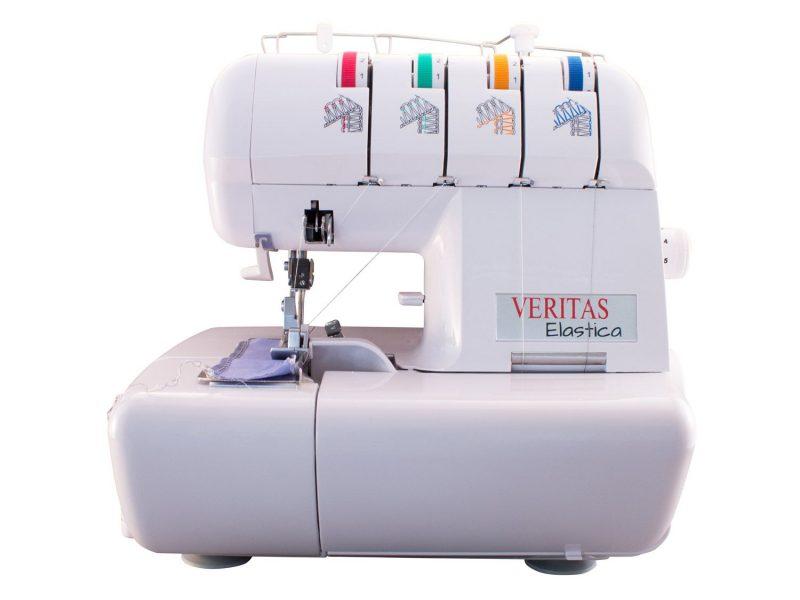 Veritas Overlock Elastica Hitrost In Strokovnost Opletilnik Sewing