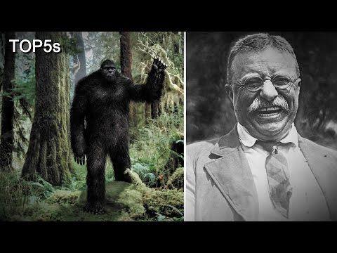 Bigfoot facial expression video regret