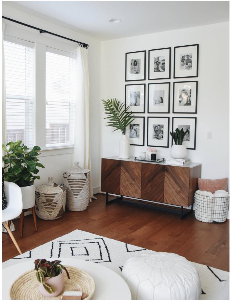 Mitte Jahrhundert Stil Zimmer Color Scheme Möbel Pinterest