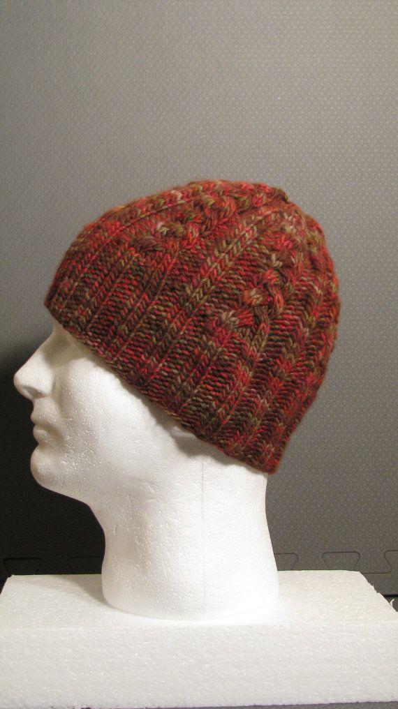 654c9cb0a53 Men s Ski Cap Merino Wool Winter Mens Hat Hand by NeedleLoveKnits   KnittedHats
