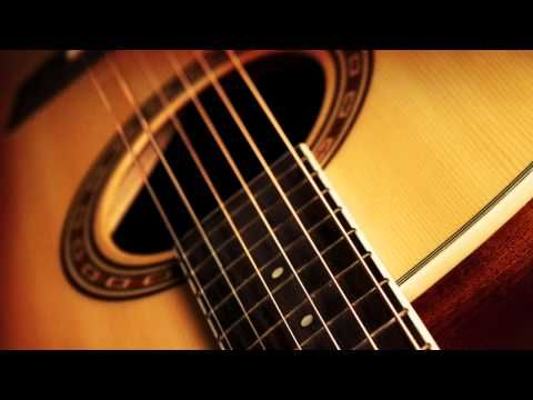 Slow Acoustic Ballad Guitar Backing Track In D Major