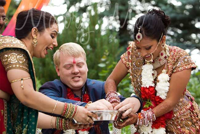 Indian Weddings Arent At All About Rituals And Strict Traditions Wedding Games Informal
