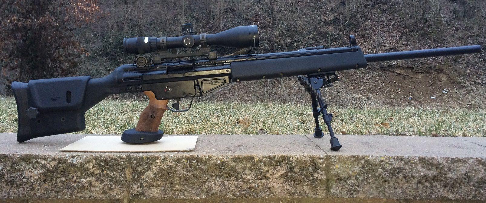 Pin Em Rifles